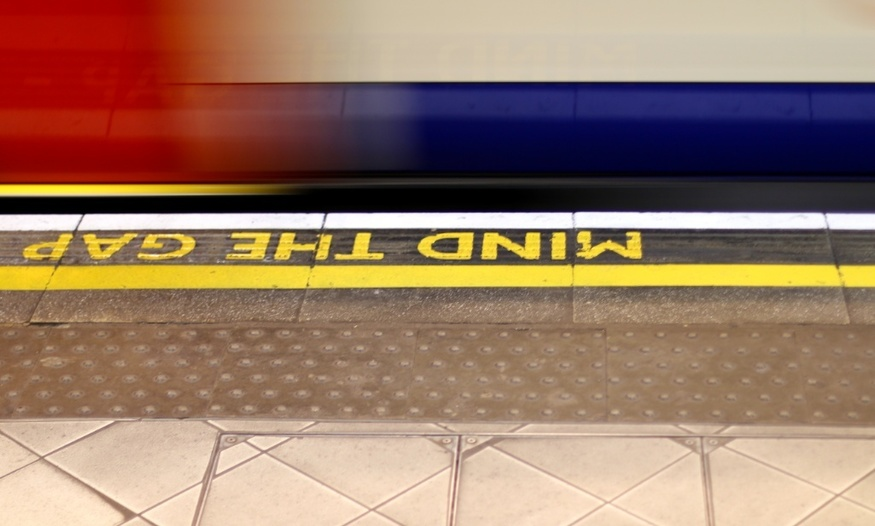 4 Ways To Get Londoners To Mind The Gap