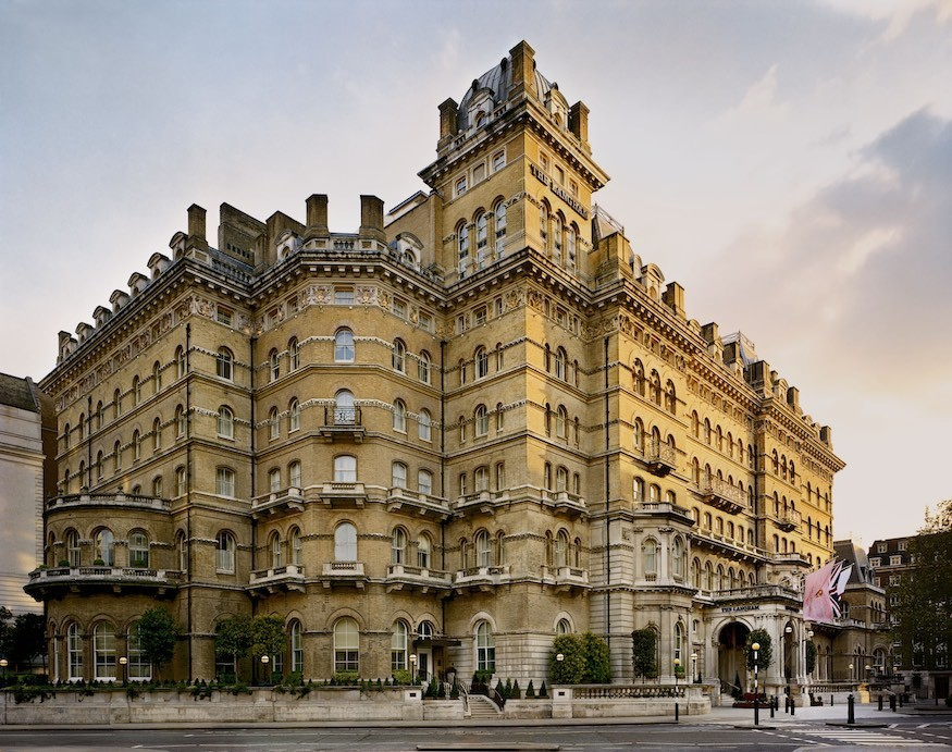 Is This London's Most Haunted Hotel?