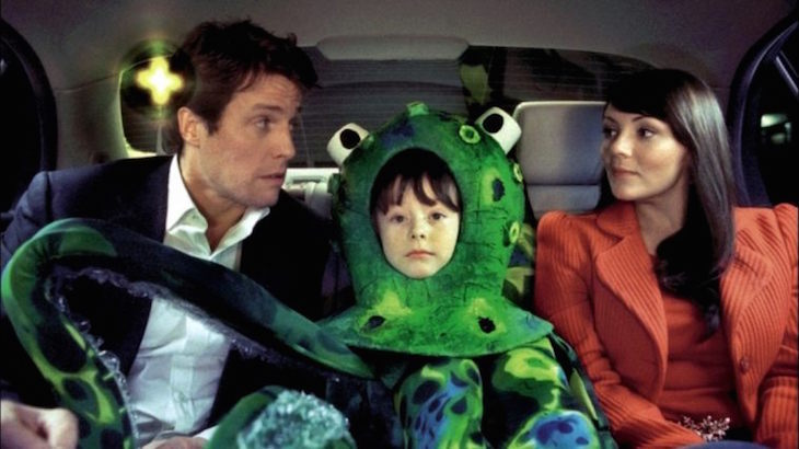 Love Actually is on Amazon Prime and a sporadically London-y film