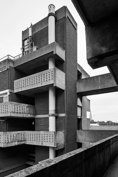 In pics: London's best unknown brutalist masterpieces