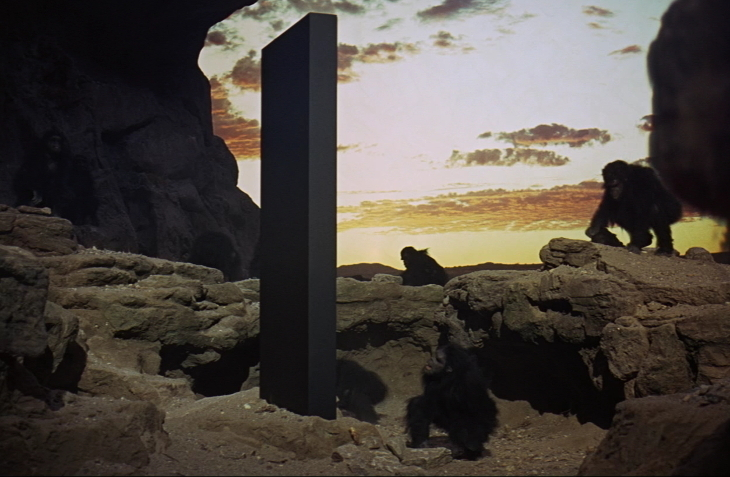 See The Original Monolith From 2001: A Space Odyssey | Londonist