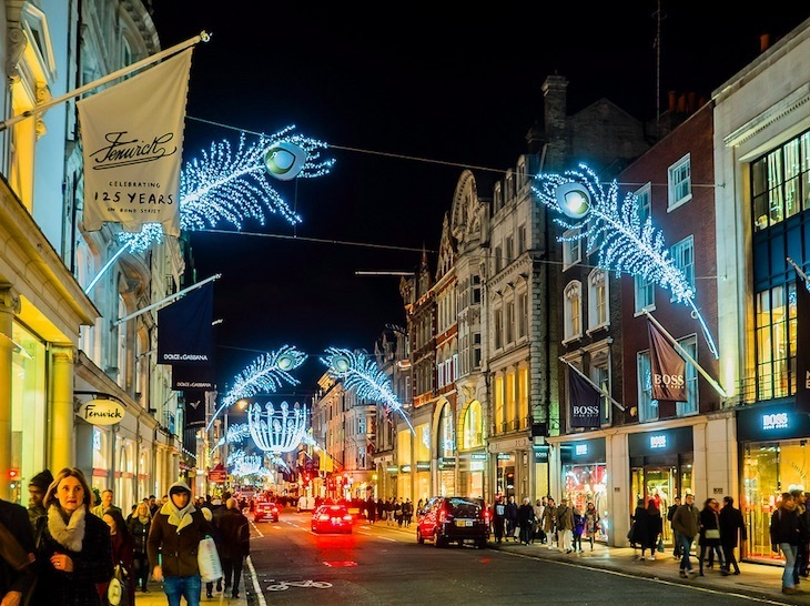 - The Best Of This Year's London Christmas Lights Londonist