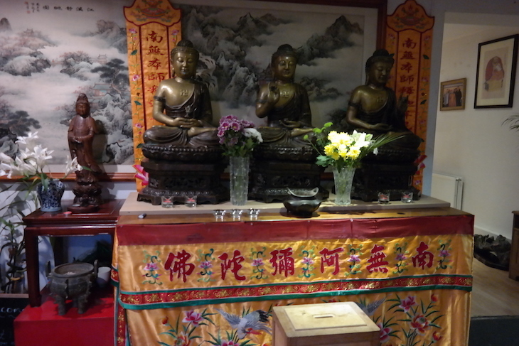 An (exhausting) visit to a kung fu temple in Tufnell Park