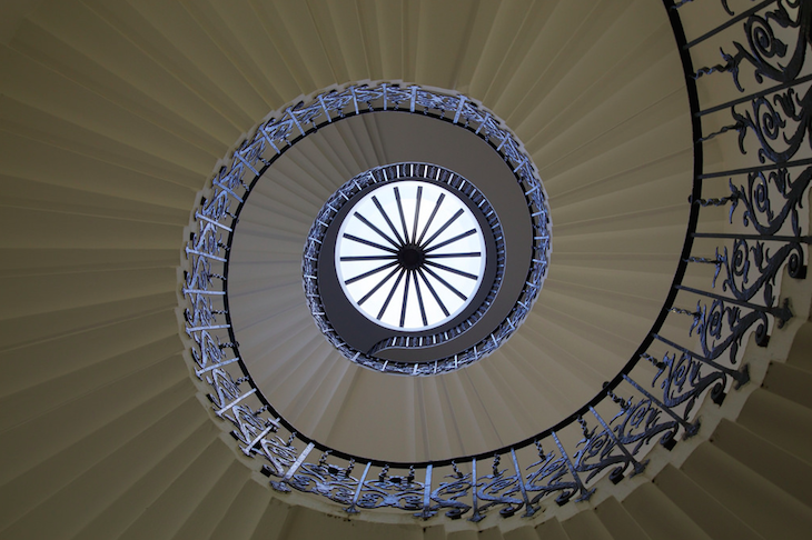 Check out these beautiful London staircases