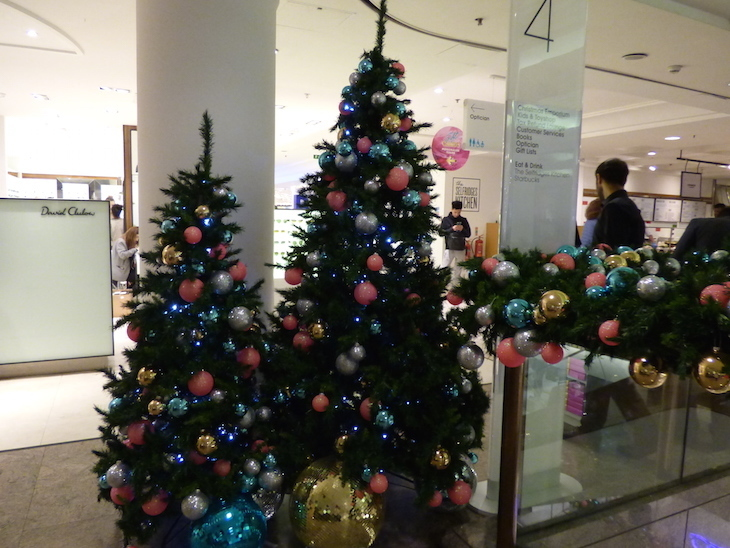 London's Best Christmas Trees 2016 | Londonist