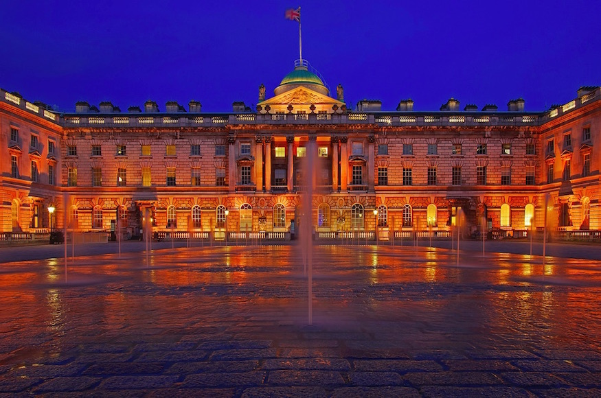 Know about the 'Deadhouse' beneath Somerset House?