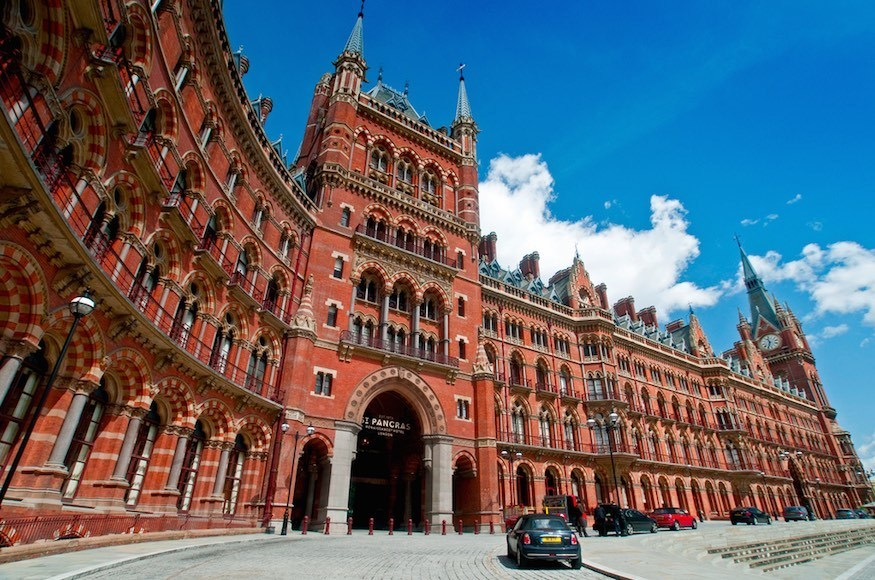 London S Most Historic Hotels Londonist
