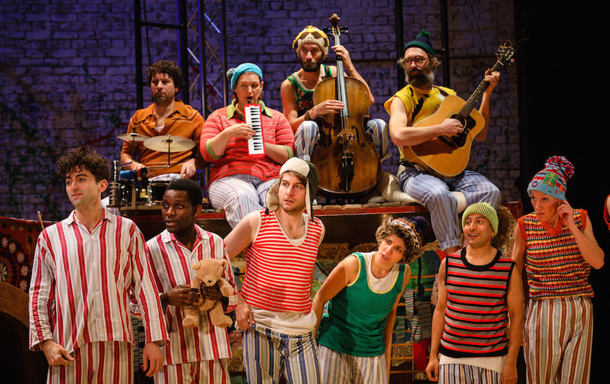 National Theatre Breathes New Life Into Peter Pan