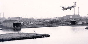 In Pictures: 30 Years of London City Airport