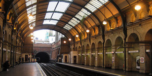 Beautiful London Tube Stations