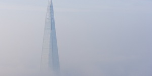 London Looks Beautiful In The Fog