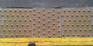 What Do The Different Types Of Tactile Paving Mean?