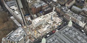 Some Crossrail Stations Are Almost Finished