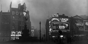 Vintage Photos Of Piccadilly Circus