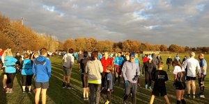 Parkrun Has Been Suspended For The Forseeable Future