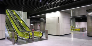 See Inside Crossrail Stations, Two Years Before They Open