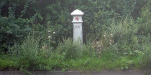 What Are These 200 Posts Doing Round The Outskirts Of London?