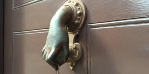 Photos Of London Door Knockers