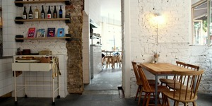 London's Most Stylish Cafés