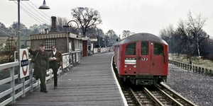 Vintage Pictures Of Tube Stations