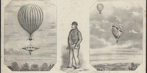 The World's First Fatal Parachute Jump Happened in South-East London