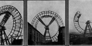 The London Eye Was Not The City's First Big Wheel