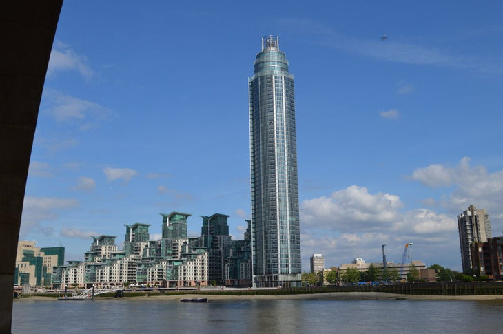 London's tallest stuff...