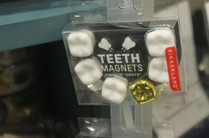 Been To London's Teeth Museum?