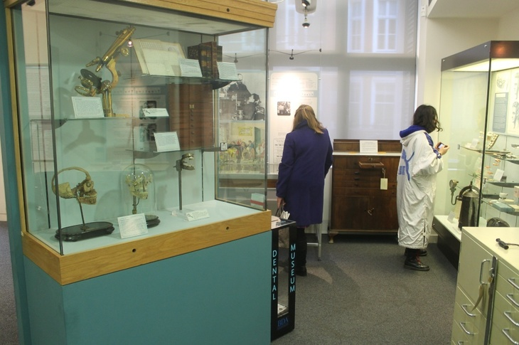 London's Museum Of Dentistry: A Mini Chamber Of Horrors