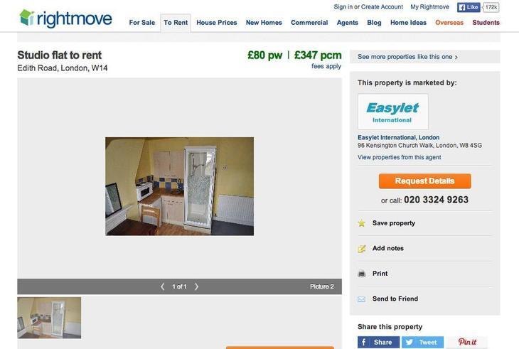 London housing ads: sift the actual bullshit from our made up bullshit