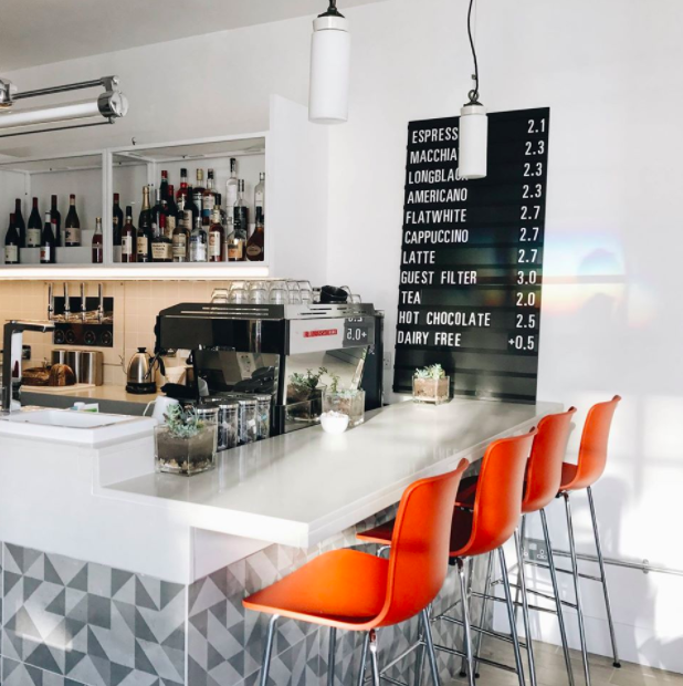This Trendy Brunch Restaurant Has Opened In A Very Unlikely Area Of South London