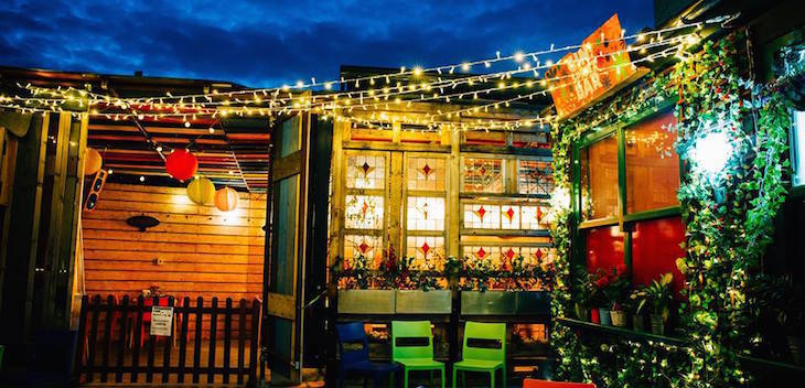 The Big Chill in London: one of London's best rooftop bars