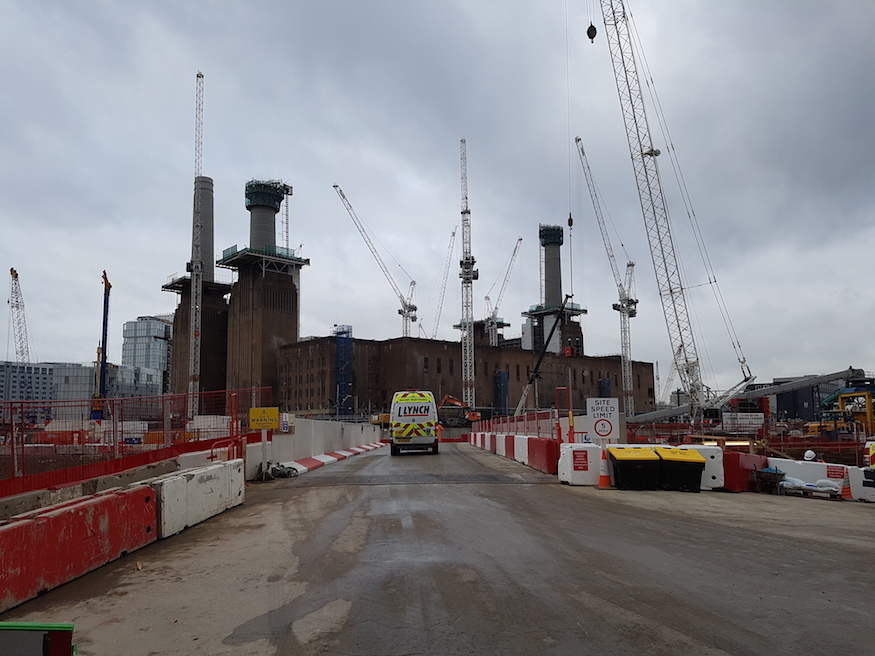 Looking back at the history of Battersea Power Station... it was almost a lot of things