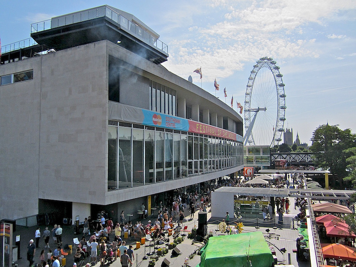 6 Things You Probably Didn't Know About Southbank Centre