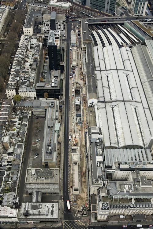 In Photos: Crossrail's Elizabeth Line