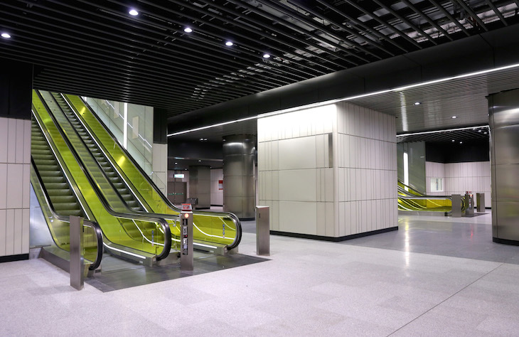 See Inside Crossrail Stations Two Years Before They Open