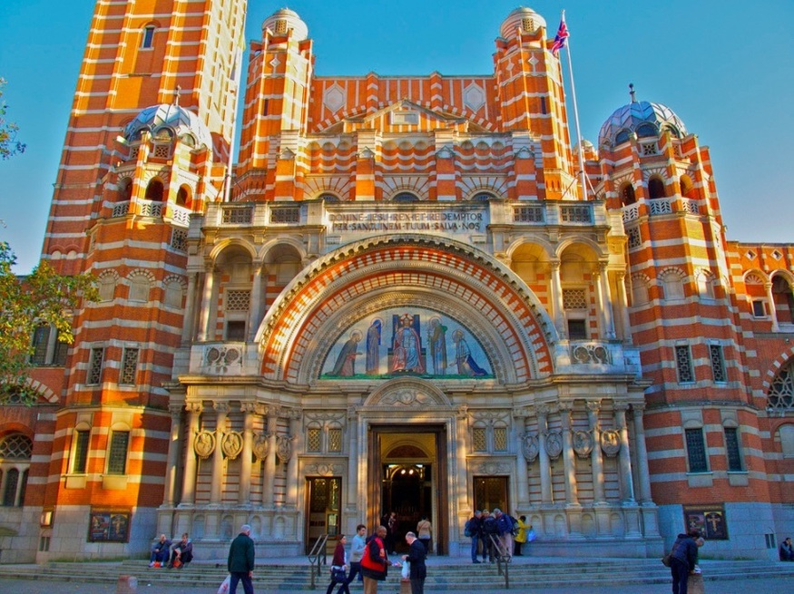 Did You Know That Westminster Cathedral Is Unfinished?