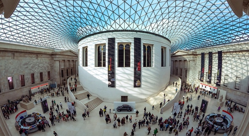 Some little-known facts about the British Museum - plus a handy tip for next time you visit