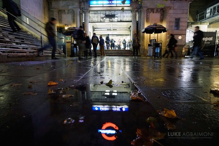 Beautiful Photos Of London's Tube Stations