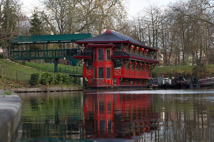 London's best alternative boats