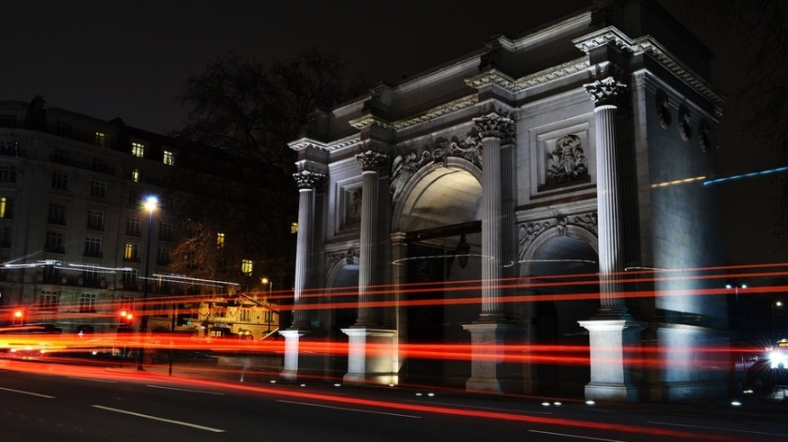 What Was Marble Arch Called Before The Marble Arch Was There?