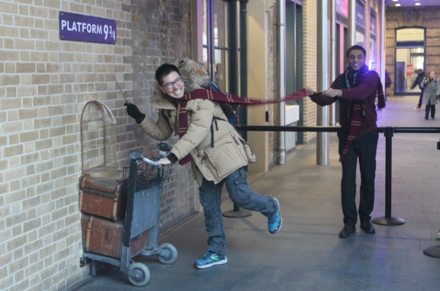 9e72bda60bfd89 Why The Hell Do People Visit Platform 9 ¾? | Londonist