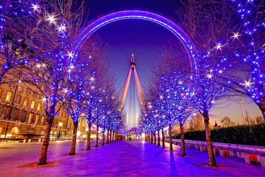 Resultado de imagen de The London Eye:
