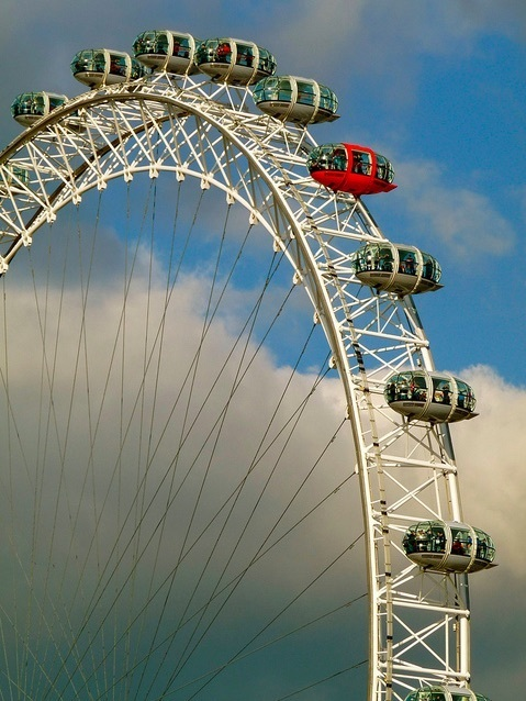 11 Fun Facts About The London Eye