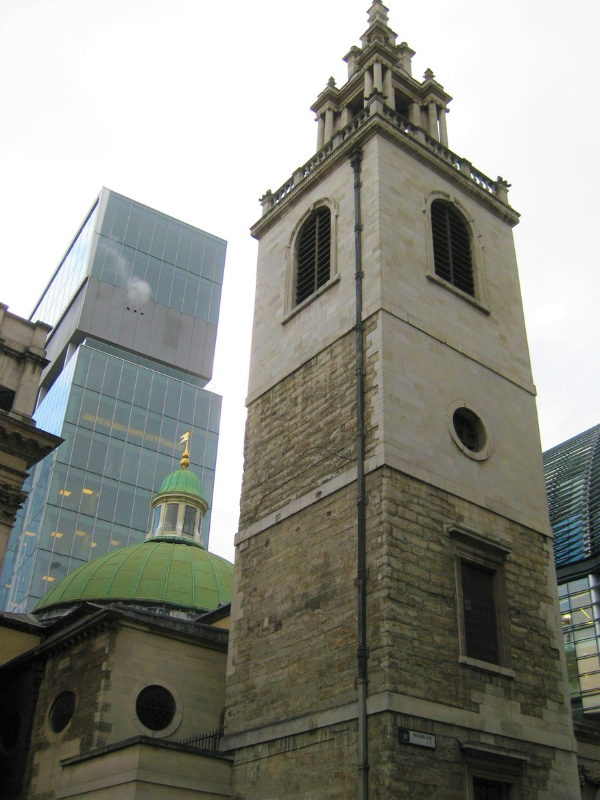 Why Does London Have So Many Odd Church Names?