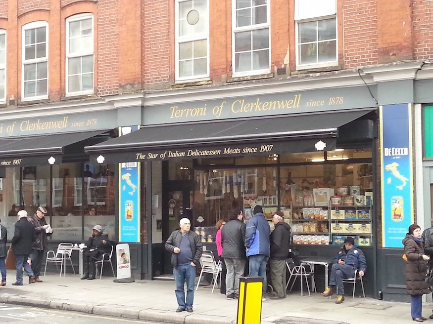 London's Oldest Delicatessen