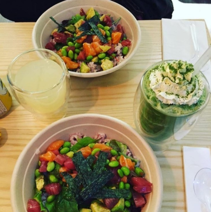 Nutritious And Delicious Londons Best Restaurants For
