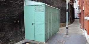 The Eccentric Toilets Of 1960s London