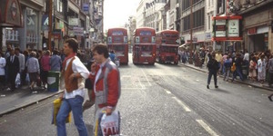 London In 1991
