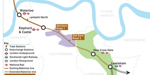Bakerloo Line Will Extend To Lewisham, Proposes TfL